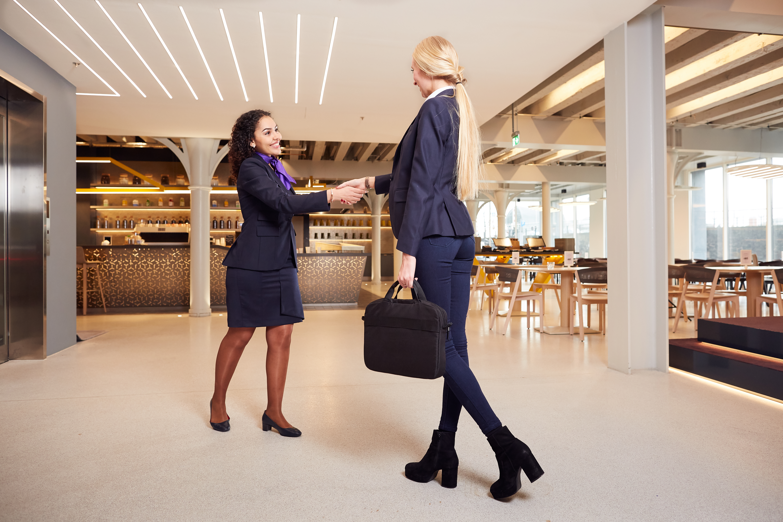 Waarom is een receptioniste belangrijk?